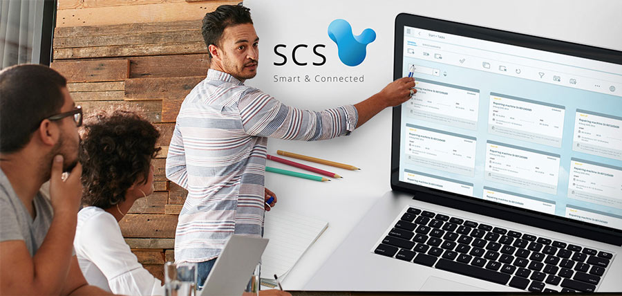 As an equal partner, SCS makes you the digital leader in your industry.