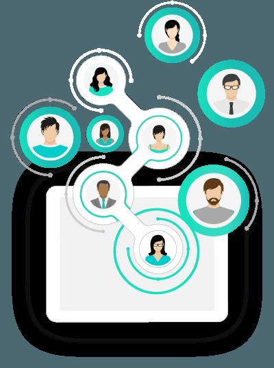 Mit SCS Connect bieten Sie Ihren Kunden einen zusätzlichen digitalen Mehrwert