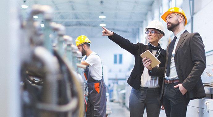 Smart Factories sind die Zukunft – auch für den Mittelstand