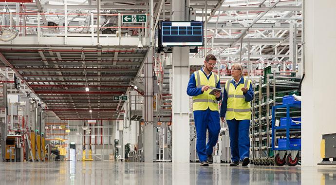 Die Industrie 4.0 kommt – Ist der deutsche Mittelstand darauf vorbereitet?