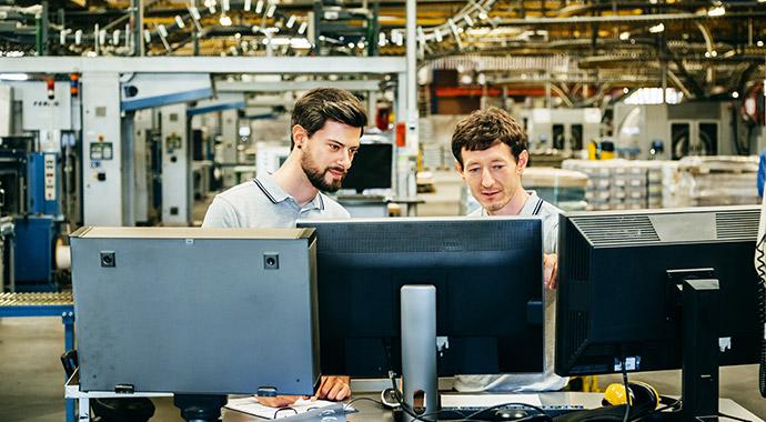 Welches Potential bietet die Industrie 4.0?