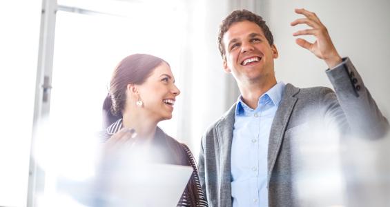 Flexibilität bei der Digitalisierung Ihres UnternehmensFlexibility in the digitization of your company